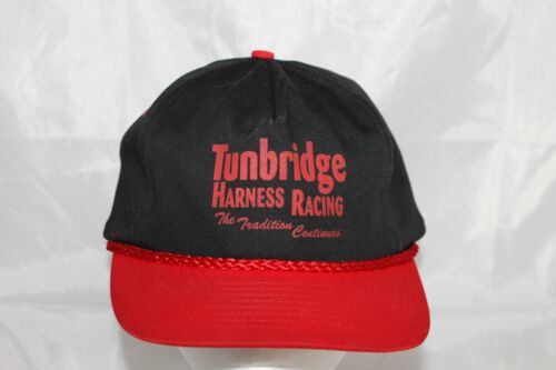 Tunbridge Harness Racing Trucker Hat The Traditio… - image 1