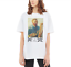 VANS-x-VAN-GOGH-OVERSIZED-S-S-TEE-T-SHIRT-WHITE-SZ-WOMENS-LARGE-L-NEW-NWT thumbnail 1