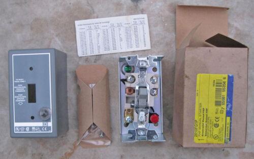 Square D FHP Manual Motor Starter 2510FG1P