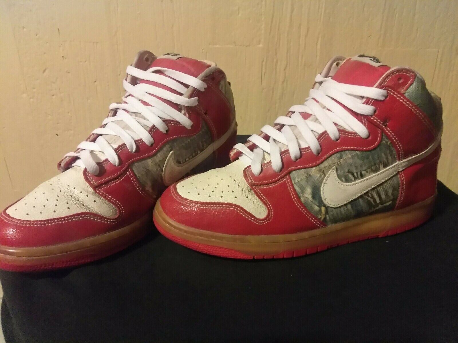 Nike Sb High shoes Goo Size 9.5 look  Best price on