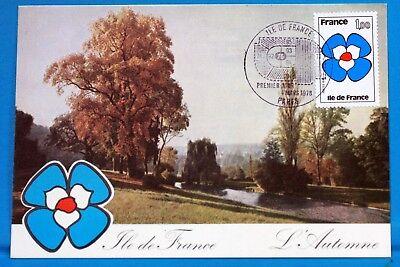 Insel Frankreich Cpa Postkarte Maximum Yt 1994 C Frankreich & Kolonien
