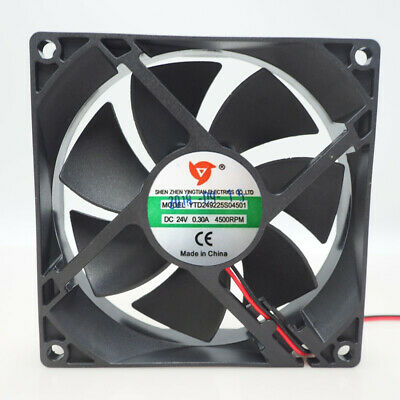 new1PC POWERYEAR PY-1225H12S 12V 0.35A 12CM 12025 cooling fan