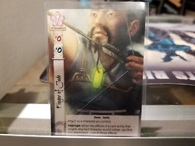 Legend of the Five Rings L5R Promo Card Frostbitten Crossing   NEW