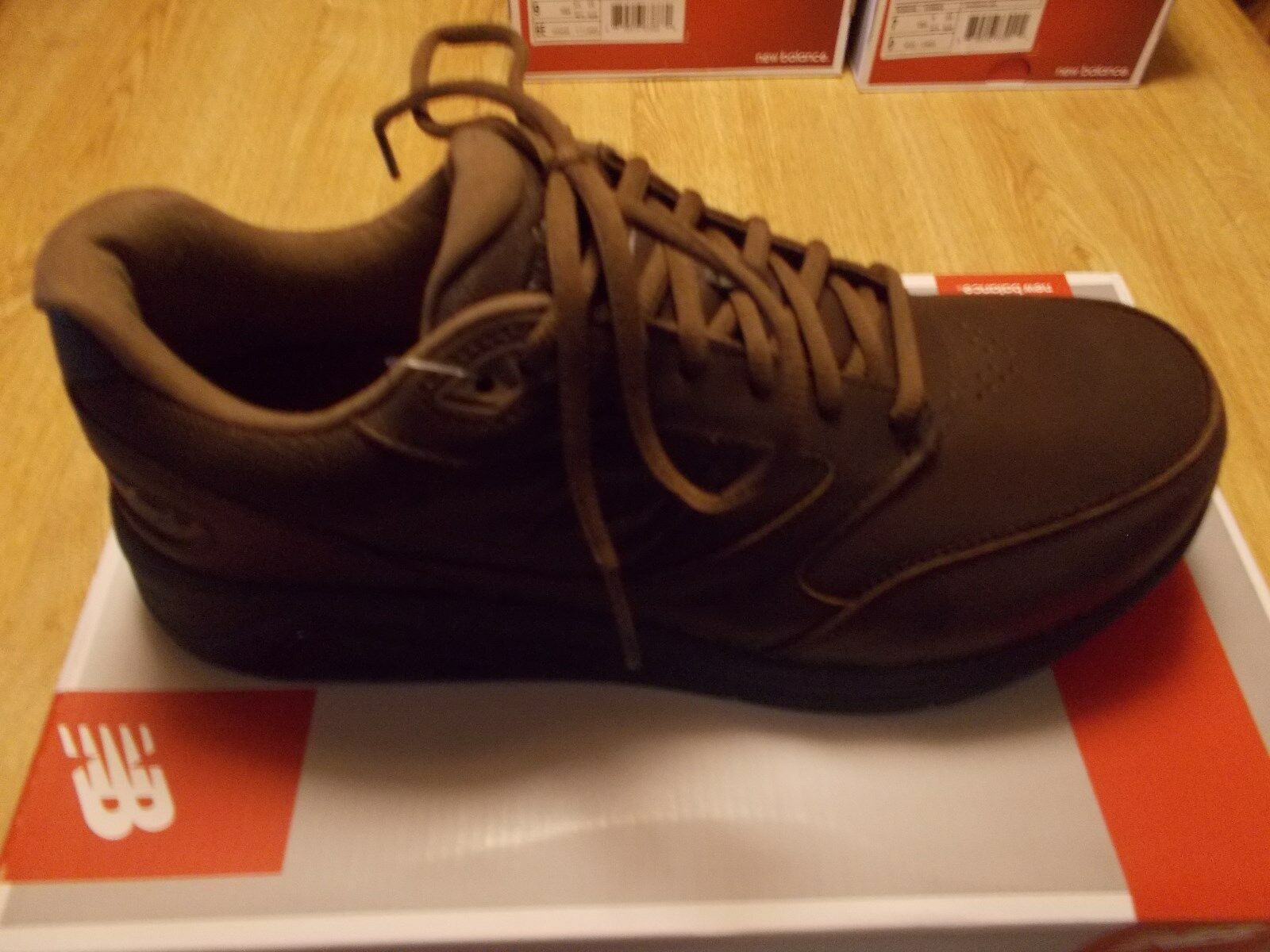 NEW BALANCE MEN'S MW 928BR2 BROWN WALKING SHOES EXTRA WIDE 6E WIDTH