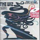 The Wiz - Original Cast Recording 1975 CD Atlantic USA as OCR