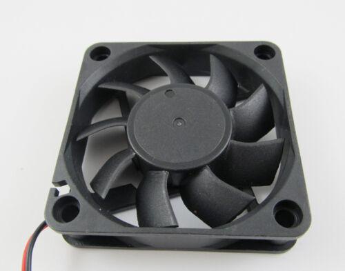 1pcs Brushless DC Cooling Fan 9 Blades DC 24V 60mm x 60mm x 15mm 6015 2 Pin