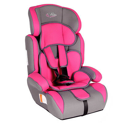 Convertible Baby Child Car Seat & Booster Group 1 2 3 9-36 kg