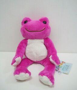 "Pickles The Frog Dark Pink Nakajima Beanie 10"" Plush ..."