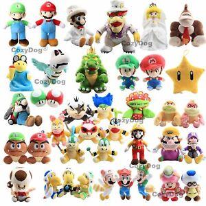 Super-Mario-Bros-Plush-Soft-Stuffed-Doll-Animals-Kid-Gift-Teddy-Collection-Toy