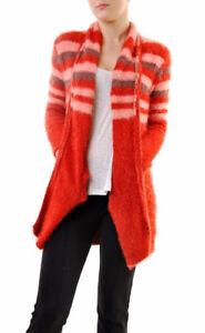 Fleetwood Lemons donna in £ Rrp Love da Bcf68 maglia Cardigan 180 Red fIZYnqEwq