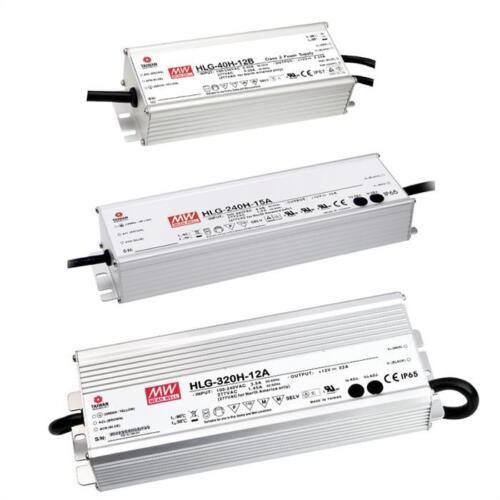 Schaltnetzteil Trafo Treiber IP65 IP67 MeanWell LED-Netzteile HLG-Serie