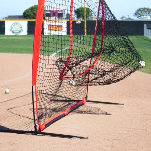 GoSports 7/' x 7/' Baseball /& Softball Practice Training Net For Backyard Training