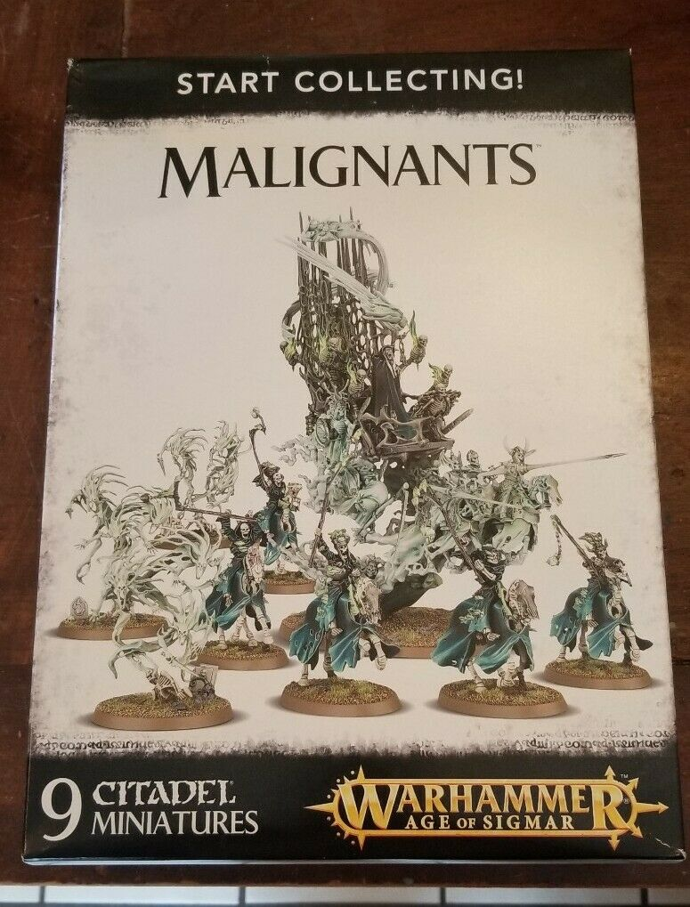 Games Workshop Warscroll Cards Ossiarch Bonereapers English