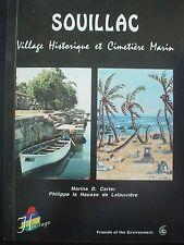 Souillac Village Historique et Cimetiere Marin FRENCH Mauritius Genealogy
