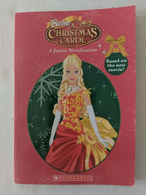 2008 Barbie A Christmas Carol A Junior Novelization By Scholastic | eBay