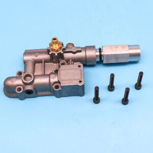 New 2800 PSI PRESSURE WASHER WATER PUMP Briggs /& Stratton 020248 580.676640