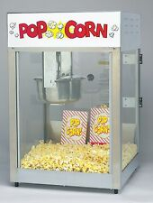 New Lil Maxx 8 Oz Commercial Popcorn Popper Machine By Gold Medal