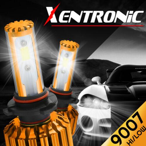 XENTRONIC LED HID Headlight kit 9007 HB5 White 1998-2005 Mercury Grand Marquis