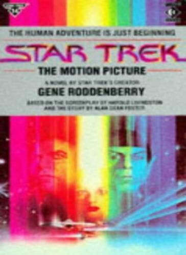 1 of 1 - Star Trek - The Motion Picture By Gene Roddenberry. 9781852860691