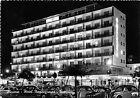 Cartolina - Postcard - Riccione - Hotel Mediterraneo - Notturno - 1962 - VG
