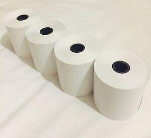 Casio SE G1, SE-G1, SEG1 - Thermal Paper Till Receipt Rolls (57x57 40 rolls)  636173967231