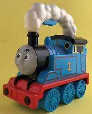 "LARGE 7.5"" TALKING THOMAS THE TANK ENGINE TRAIN LIGHT UP FLASHLIGHT TODDLER TOY"