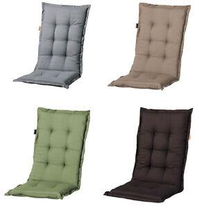 Details Zu Luxus Gartenmobel Hochlehner Sessel Auflagen Polster Kissen 8 Cm Gartenstuhl