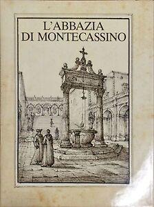 L-039-ABBAZIA-DI-MONTECASSINO-BERNARDO-D-039-ONORIO-MONTECASSINO-1982