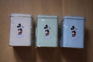 1 Boîte En Métal Mickey Pour Les Pièces De 10 Euros Mickey Et La France - Tb Et D'Avoir Une Longue Vie.