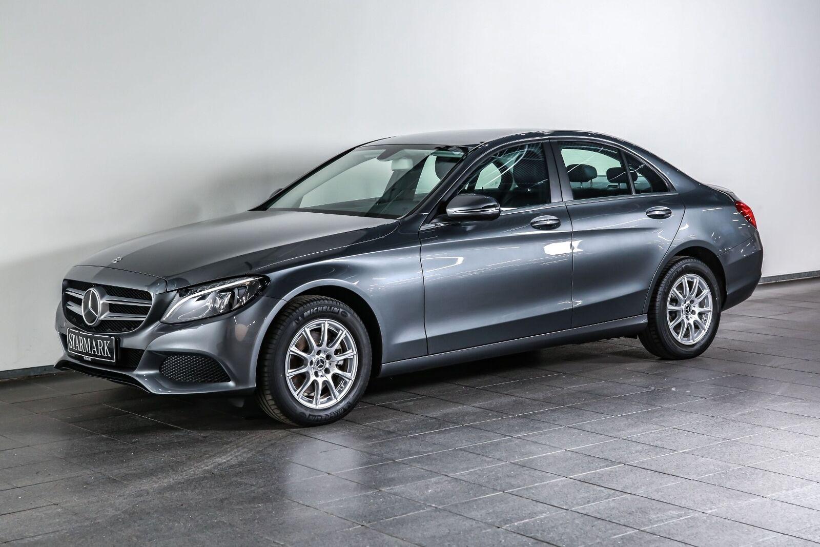 Mercedes-Benz C220 d 2,2 Business aut.