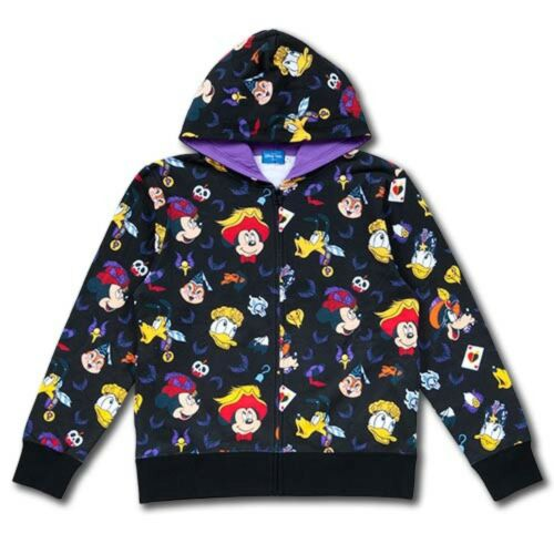 Mickey Minnie Donald Parker 2018 Halloween party Tokyo Disney Land JAPAN F/S