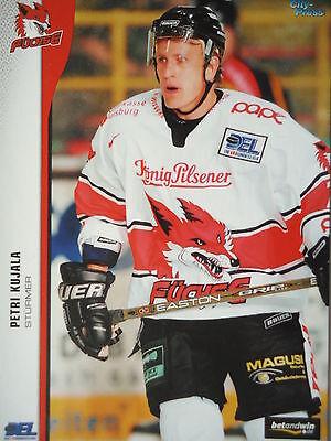 046 Petri Kujala Ev Duisburg Del 2005-06-mostra Il Titolo Originale