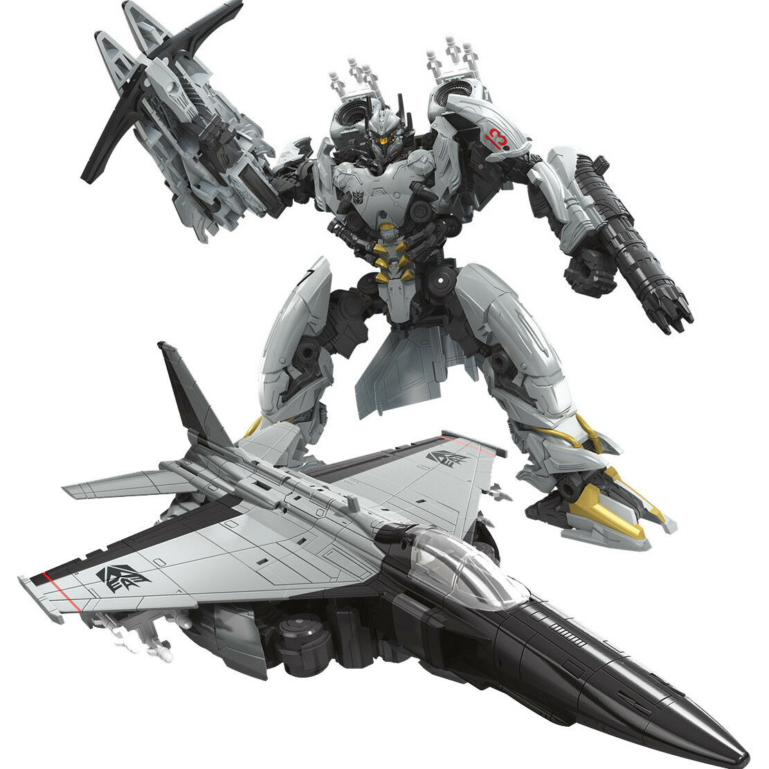 TRANSFORMERS 5 The Last Knight Movie Voyager Nitro ACTION FIGURE NEW