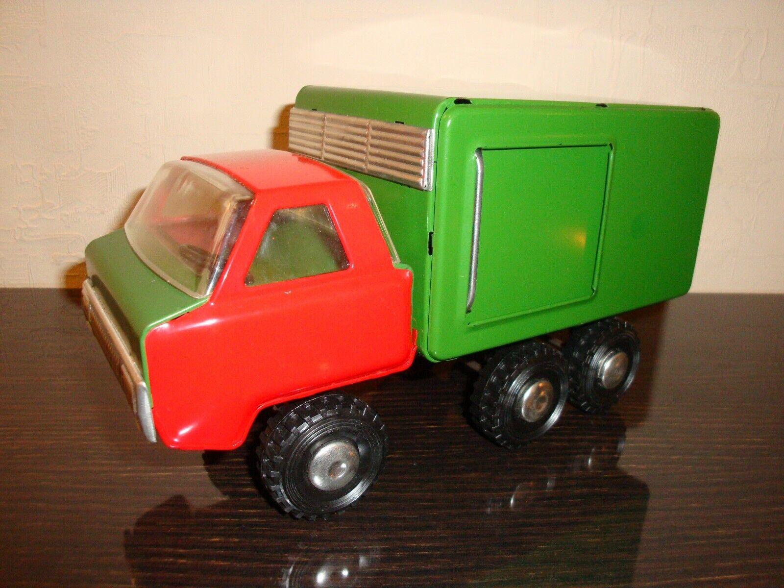 Soviet vintage auto jouet métal rare modèle URSS NEUF