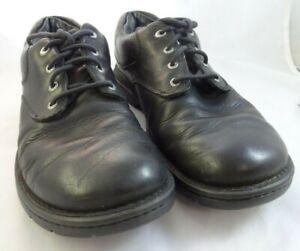 UGG Australia Mens Sz 11 Black Leather