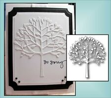 ARBOSCELLO TREE die - MEMORY BOX metal cutting Dies 98155 Trees Leaves Branches