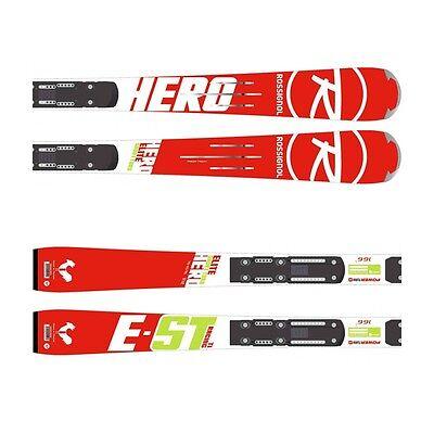 Rossignol Hero Elite ST Ti Slalom Carver Ski R21 Racing Axial3 120 Red