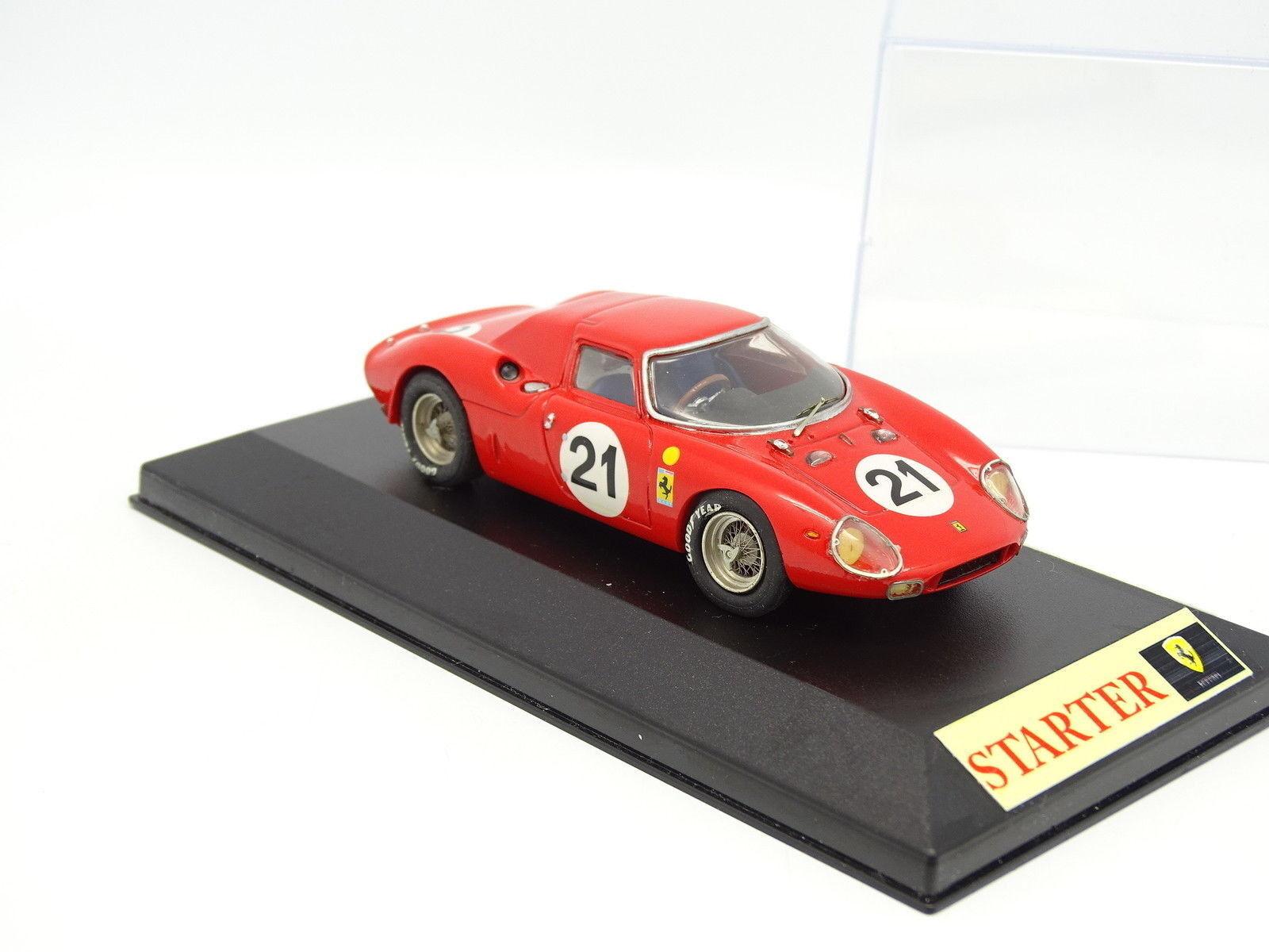 Kit Montato Base Base Base Starter 1 43 - Ferrari 250 LM Winner Le Mans 1965 N.21 5f10f1