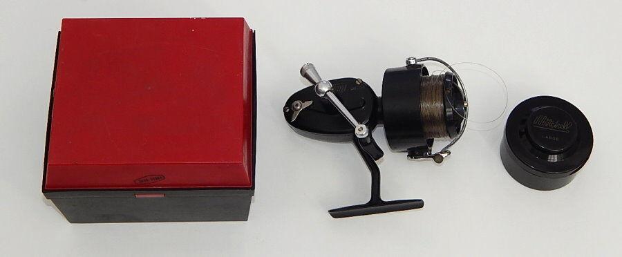 Vintage Garcia Mitchell 300 Spinning Reel Complete Set READ