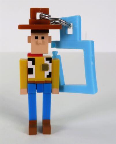Disney Crossy Road Hangers Keychain Series 1 Woody Blind Bag Figure NEW