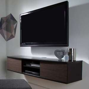 ... Modern Tv Stands For Flat Screens Floating Wall