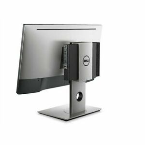 Details about Dell MFS18 Desktop Monitor Stand - Up to 27-inch Screen -  Black, Silver