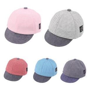 Toddler Baby Kids Sanpback Baseball Hat Boy Girls Hats Cap Cute Adjustable Caps