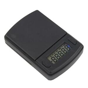 Portable Palm Jewelry Pocket Scale Digital Electric LCD Weight Diamond Coin A#S
