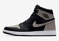 ef0e8f2f377055 Air Jordan 1 Retro High Fleece Big Kids 332148-022 Black Shoes Youth ...