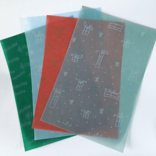 Musique /& Cadeaux Imprimé Voile Papier pour Scrapbooking Fabrication Carte A4