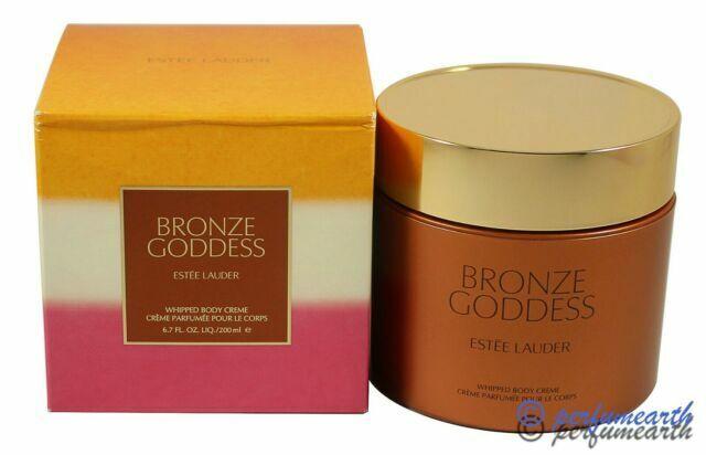 2 Estee Lauder Bronze Goddess Whipped Perfume Body Creme 6 7 Oz 200 Ml Cream For Sale Online Ebay
