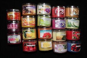Bath-amp-Body-Works-Slatkin-Co-White-Barn-U-PICK-1-6-oz-Mini-Candles-NEW