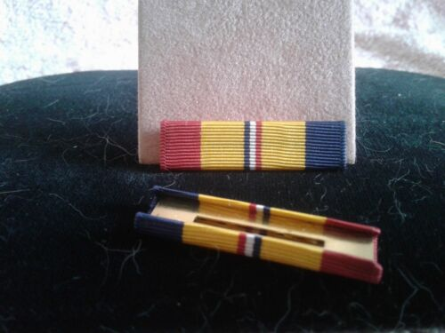 SERVICE RIBBON NAVY COMBAT ACTION RIBBON