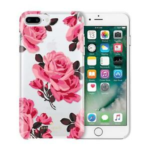 Kate Spade New York Phone Case for iPhone 7+ / 6+ / 6s+ Rose KSIPH-069-SRCM